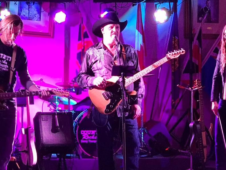 Danny Thompson Band