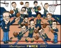 Drawing the Burlington Force Basketball Team-Testimonial