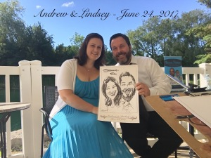 Andrew & Lindseys event