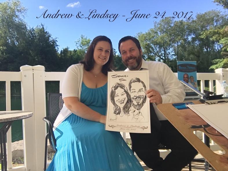 Andrew & Lindseys event
