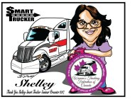 SHELLEY-CARICATURE