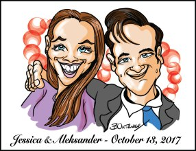 Jessica-Manherz-Caricature