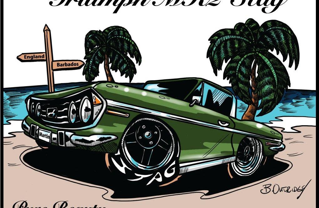 Martin's-Car