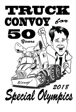 Truck-Convoy-shirt-design