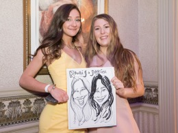 MSSS Formal Caricature Event