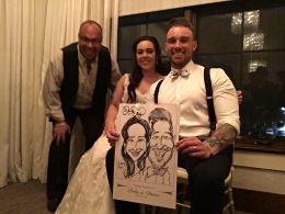 Dave and Orla's Wedding