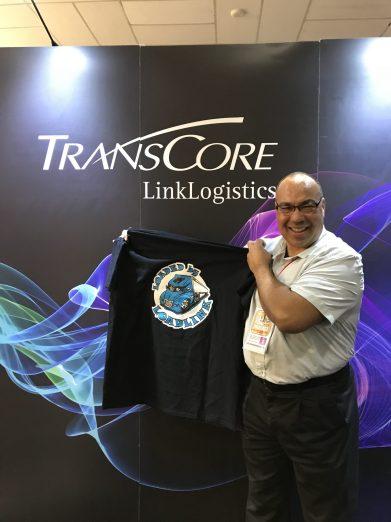 TransCore t-shirt