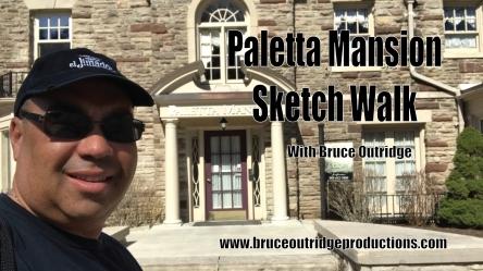 Paletta Mansion Sketch-Walk-Cover-Image