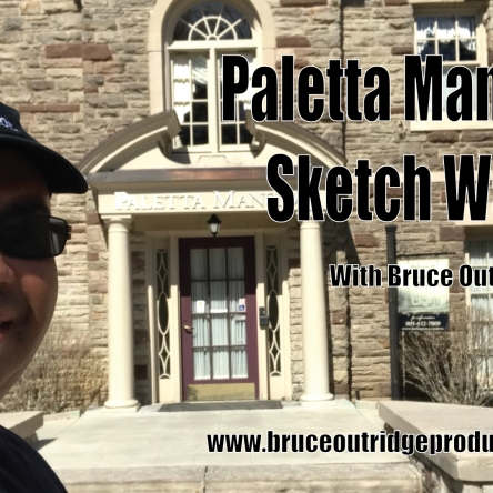 Paletta Mansion Sketch-Walk-Cover-Image