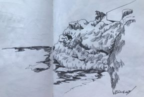 Crane Sketch
