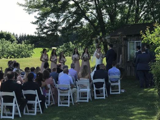 Vic and Kate's Wedding