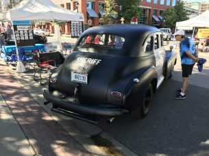 Burlington Car Show