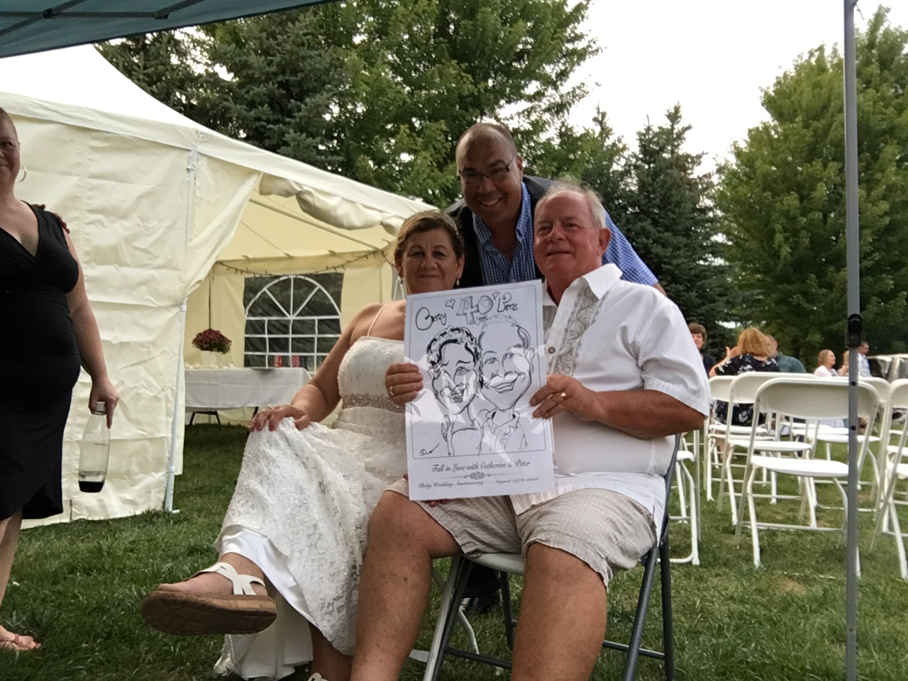 Pete and Cathy's 40th Anniversary Party-August 18, 2018