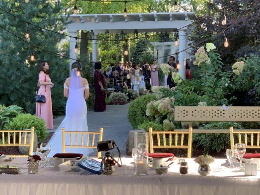 Hannah and Roland's Wedding