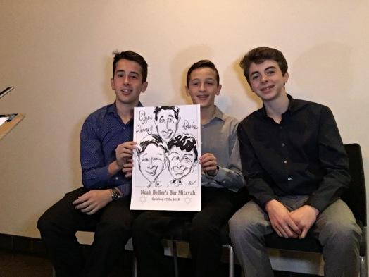 Noah's Caricature Pictures