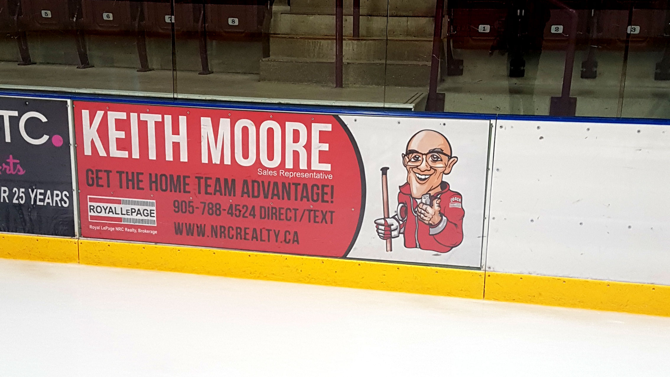 Royal LePage Illustration Testimonial from Keith Moore