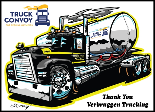 Verbruggen-Truck