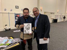 ISCA Caricatures 2018