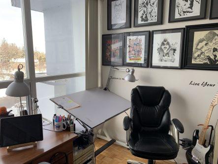 Bruce Outridge Productions Studio