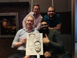 MNP Caricatures