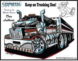 CSW-Truck-Caricature-Truck Caricature