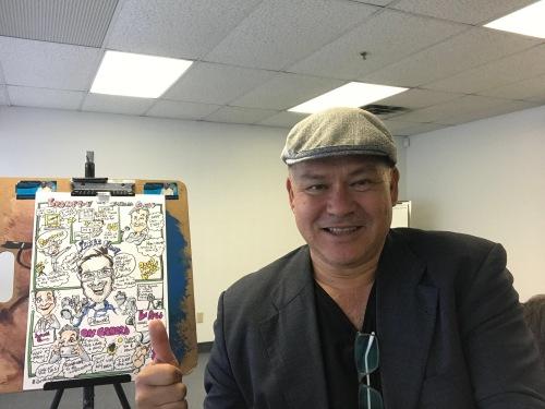 Bruce graphic recording