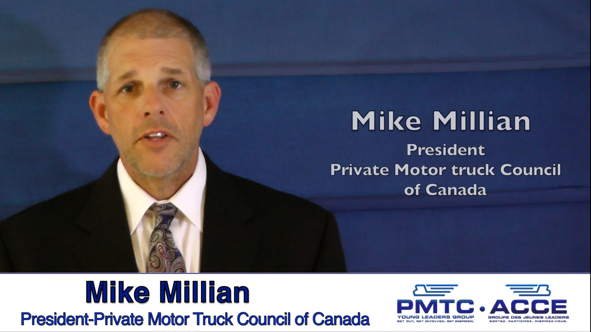 Video Production Testimonial-PMTC