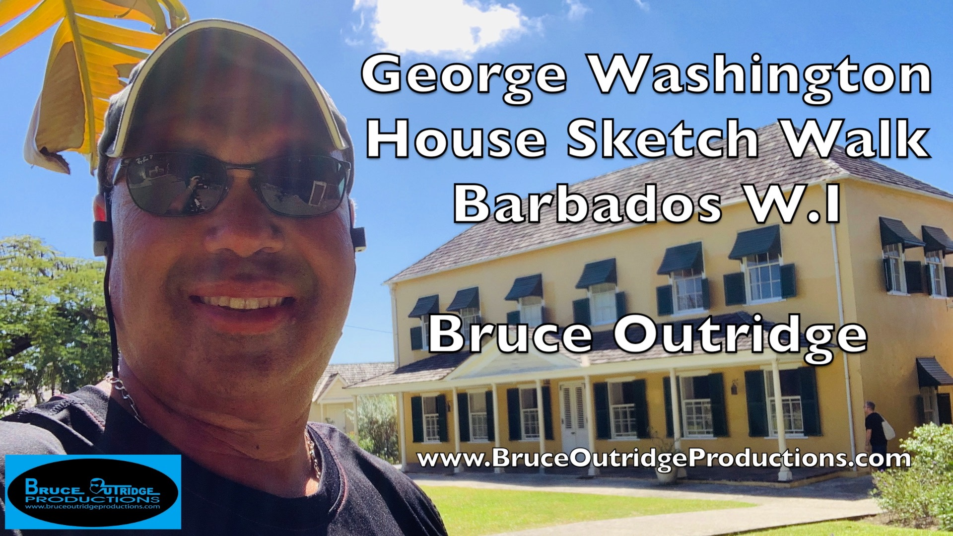 George Washington House Sketch Walk