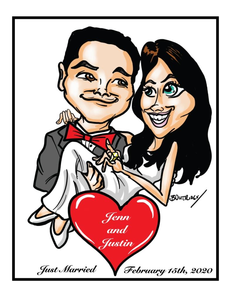 Jenn-and-Justin-Caricature-5509