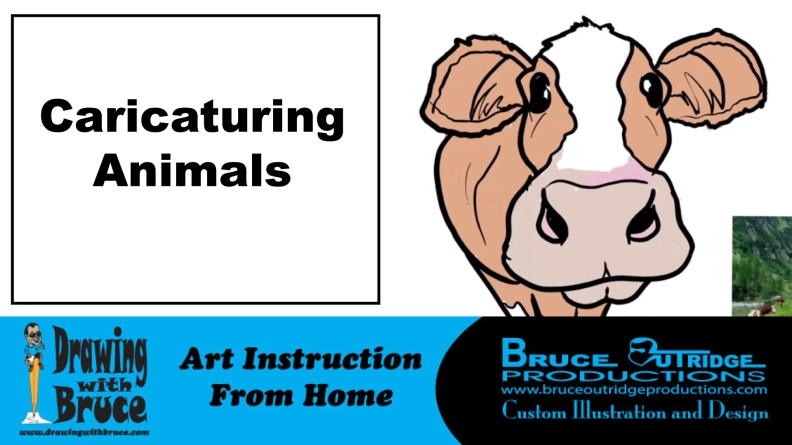 BOP-Caricaturing-Animals-Art-Class-Cover